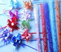 Wholesale 2015 Christmas Small Pull Bow Ribbon
