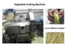 Easy to operate automatic potato chips slicing machine