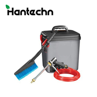 battery powered mini car washer plastic water tank cleaning equipments