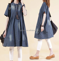 women denim dress design