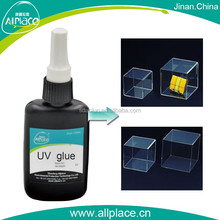 Ultraviolet bonding uv glue for acrylic