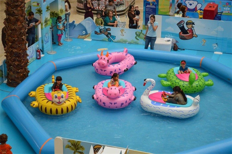 Original 0.6~0.9mm PVC Customized Square Oval Adult Kid Giant Inflatable Water Swimming Pool