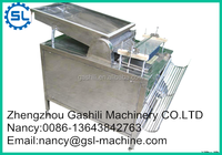 Stainless Steel Automatic Small Boiled Quail Egg Shelling Machine