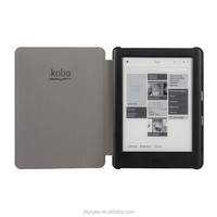 Kobo Glo HD Ultra thin Protective Case Leather Cover Case for Kobo Glo HD (2015) with Auto Wake Sleep