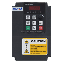 220v input 380v output variable speed drive frequency inveter vfd for water pump and fan