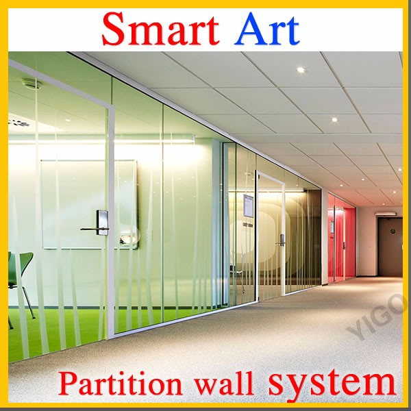 partition glass wall /temporary office partitions