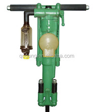 pneumatic portable powerful hand held rock drill /small jack hammer/pneumatic hand hold rock drill machine