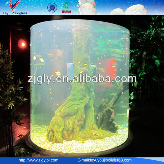Custom Acrylic Fish Tank Aquarium