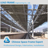 Xuzhou cheap wall paneling construction steel roof trusses prices