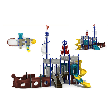 unique outdoor playground for kids toddler playground sets toys made in china HF-G047A