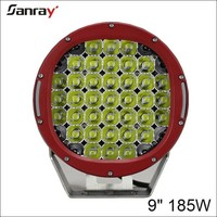 Hot sale 185W Car Led working light off road utv 12V