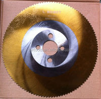 HSS M35 circular saw blade for cutting stainless steel