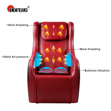 Super Deluxe 3D Shiatsu Care Foot Massage Chair,American Medical Massage Chair