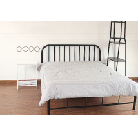 Steel furniture metal bed supplier