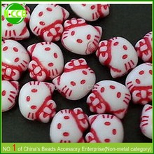 Free bead catalogs fashion jewelry accessory acrylic hello kitty bead