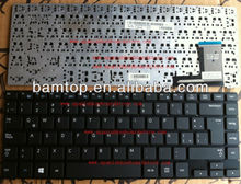 Keyboard for Samsung 370R4E BLACK Spanish/SP/LATIN/LA LAPTOP keyboard CNBA5903620