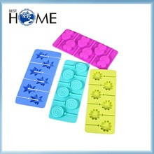 New Product Best Seller Silicone 3D Lollipop Mold for Promotion