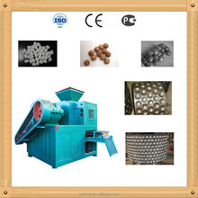 High quality Dry powder / Quick lime / Manganese ore powder briquette making machine for sale