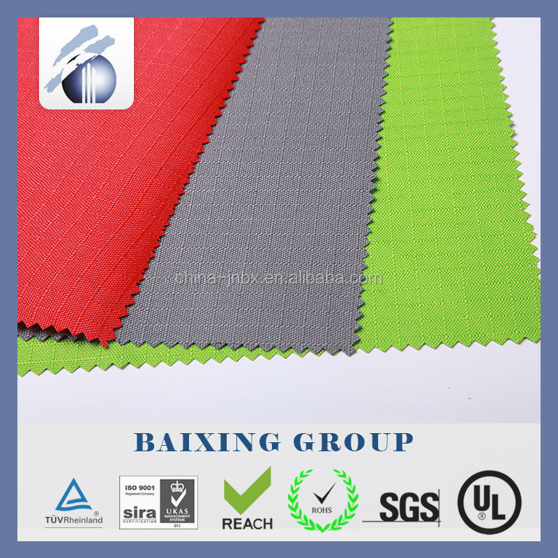 car seat cover fabric with pvc pu coating