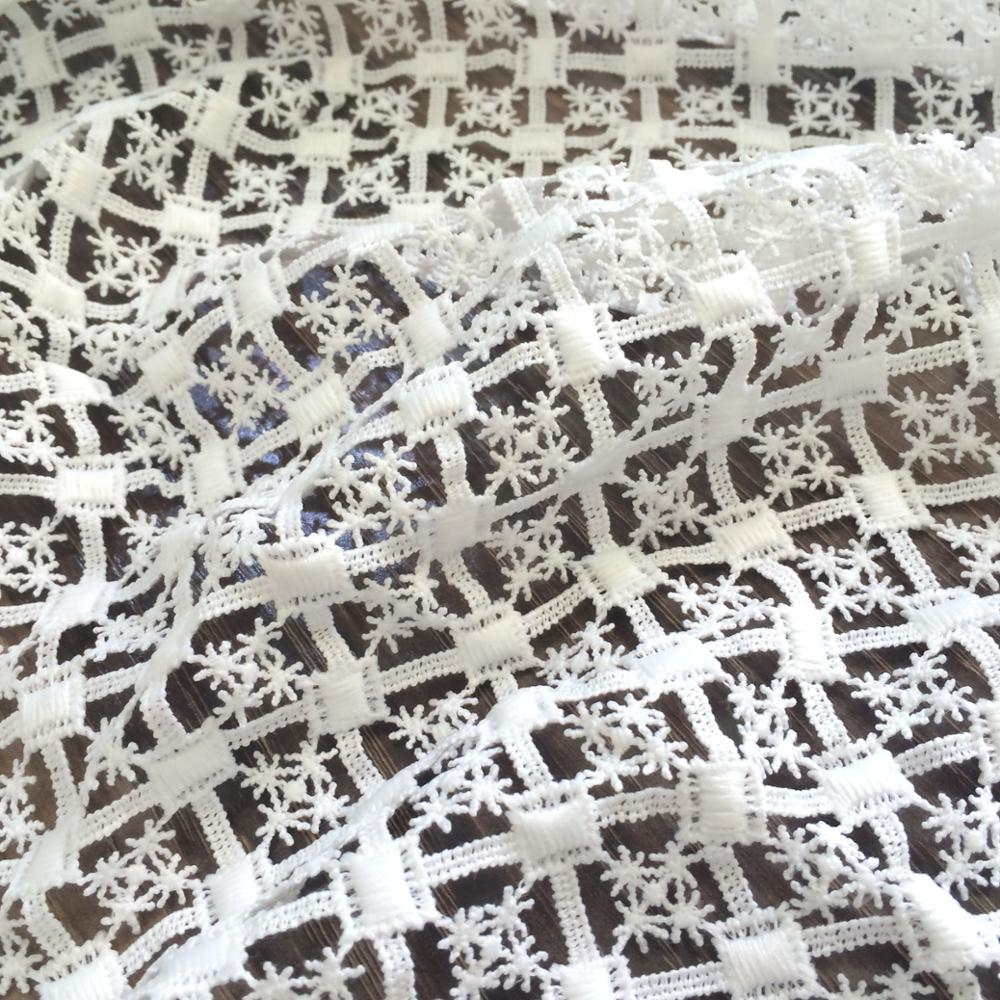Textiles lace fabric for curtain for work dresses
