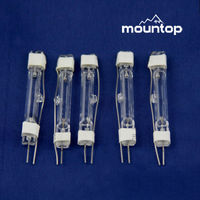 factory wholesale g11 two pins t5 tube germicidal lamp uvc 254nm uv leds lamp