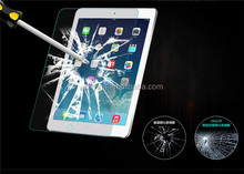 DHL shipping For 2.5D 9H iPad Air Premium Tempered Glass Screen Protector Toughened 0.3mm Protective Film for iPad5/Air