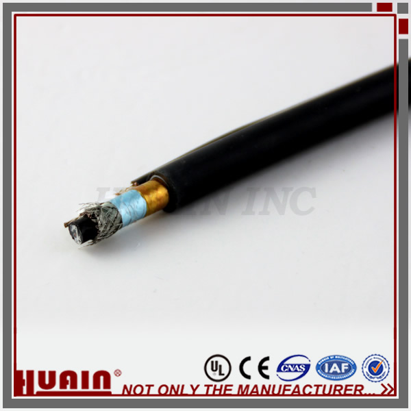 Microwave d-sub to bnc cable