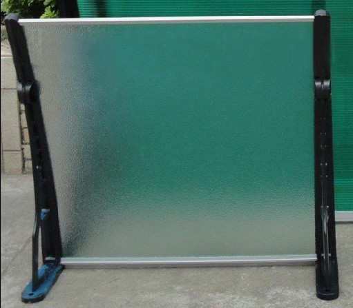 Raw materials green house polycarbonate sheet for cover