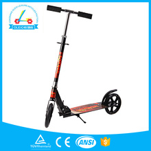 New sym cheap 2 wheel kick scooter for adults