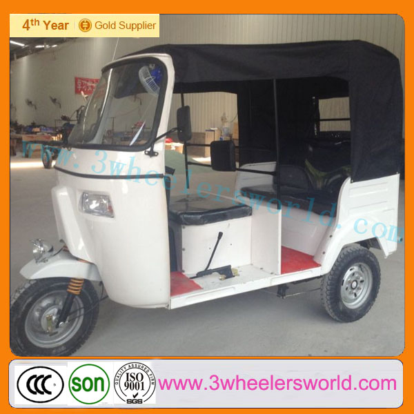 China Supplier Electric scooter bajaj cng auto rickshaw/Electric Tricycle With Passenger Seat