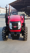 55hp 4x4 farm tractor with cabin