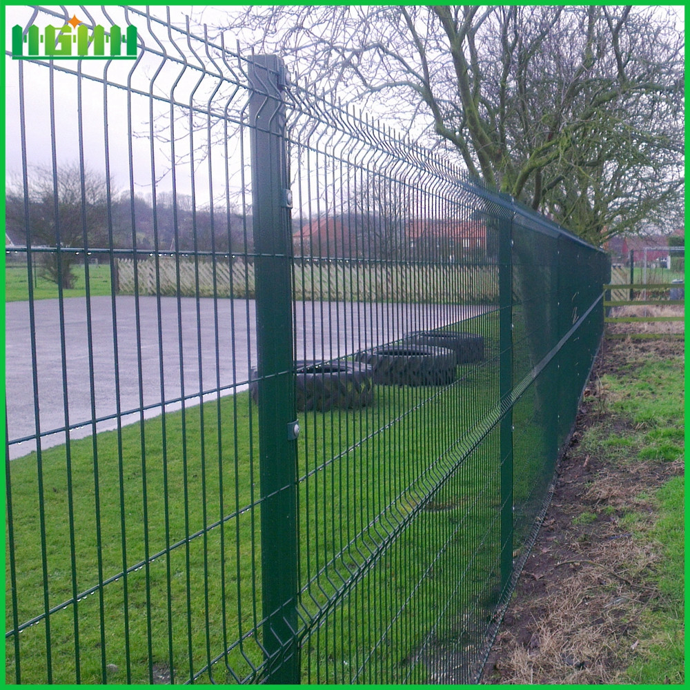 New design 2x2 galvanized welded welded wire mesh fence panels in 12 for wholesales