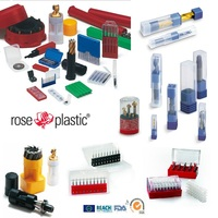 Manufacture plastic drill set kit case tube, packaging hss drill box for tooling market