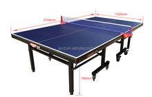 Office Rollaway Table Tennis Table