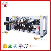 Six spindle wood drilling machine /horizontal wood drilling machine