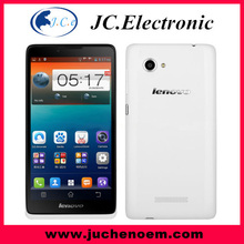 Original Phone Lenovo A889 3G MTK6582 Quad Core 1.3GHz 6'' 8GB ROM 8.0MP Android 4.2 WiFi GPS Bluetooth Unlocked Cell Phone