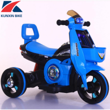 Factory Wholesale Cheap Big Seat Flashing Light Kids Baby Ride On Toy Kids Electric Motorcycle Price
