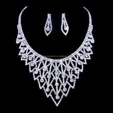 2015 hot sale beach style necklace for brides indian jewellery showroom designs custom-made factory in China