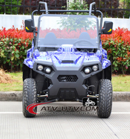 Automatic CE 1500W-3000W Shaft drive Electric UTV