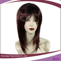 Natural Looking wigs for black women african american wigs synthetic
