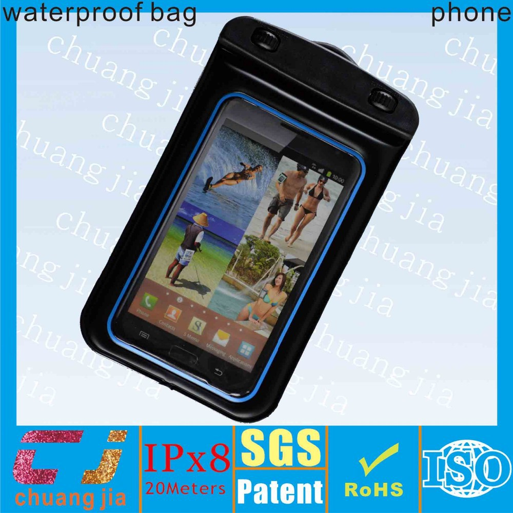 Mobile phone accessory waterproof case for iphone 5s