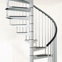 Prefab/Customized Steel Structure Stairs