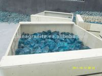 landscaping glass mulch