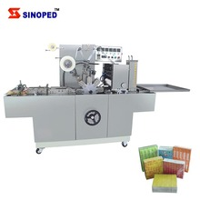High quality chocolate plastic wrapping machine for small business