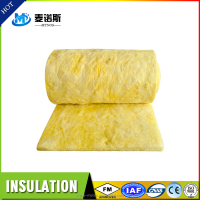 High Density Yellow Color Glass Wool Sheet Heat Insulation Suppliers