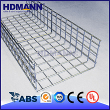 NEMA UL ABS Certificate Supplier Electrical Stainless Steel Mesh Tray Cable Support System