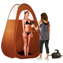 Mobile Pop up spray tanning Tent tanning booth