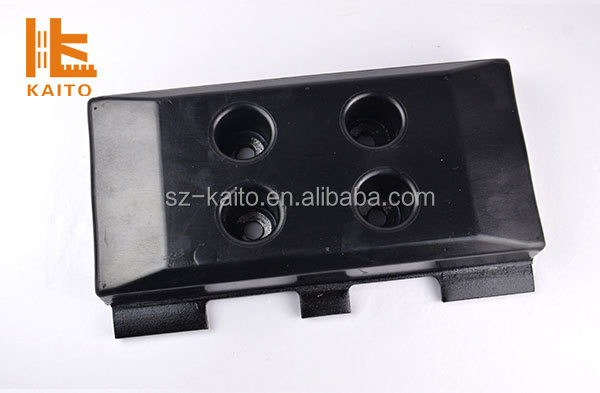 P/N 2102696 Rubber Track Pad,track shoe 260*120 for Wirtgen