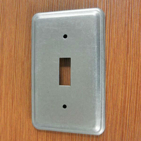 4x2 Electrical Handy Utility Toggle Power Switch Cover