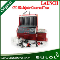 launch cnc602a injector cleaner and tester hot selling fuel injector diagnostic and cleaning machine cnc602A